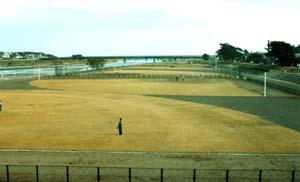 酒匂川スポーツ広場のようす
