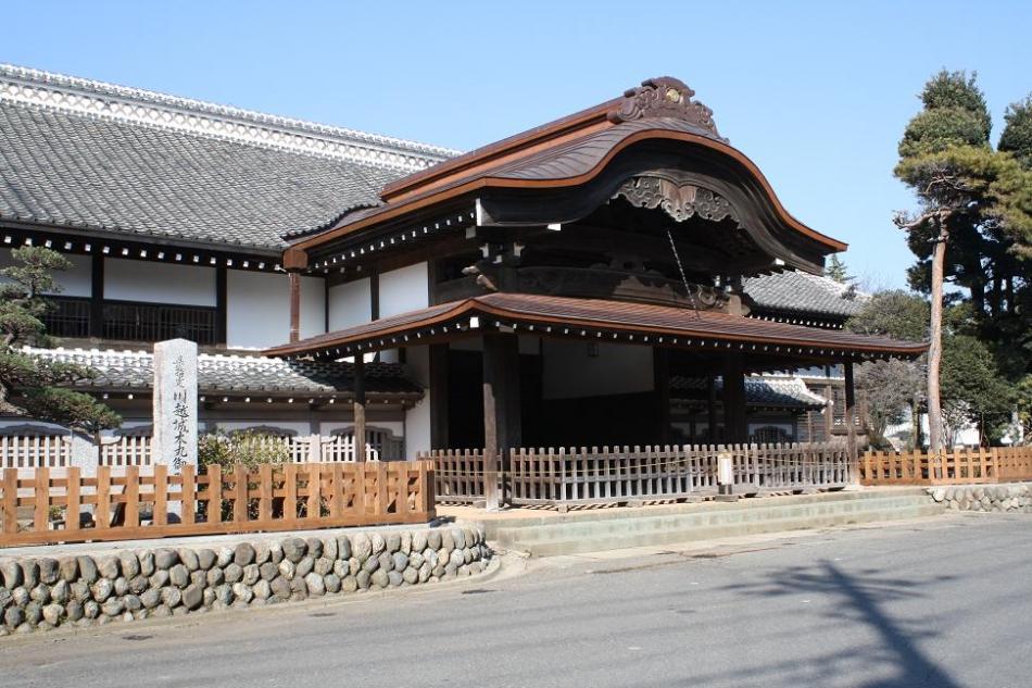 川越城(本丸御殿)