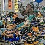 大庭三郎景親(平家方の大将)と、その弟俣野五郎景久