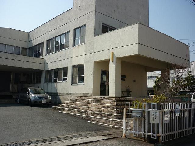 小田原市学校給食センターその1