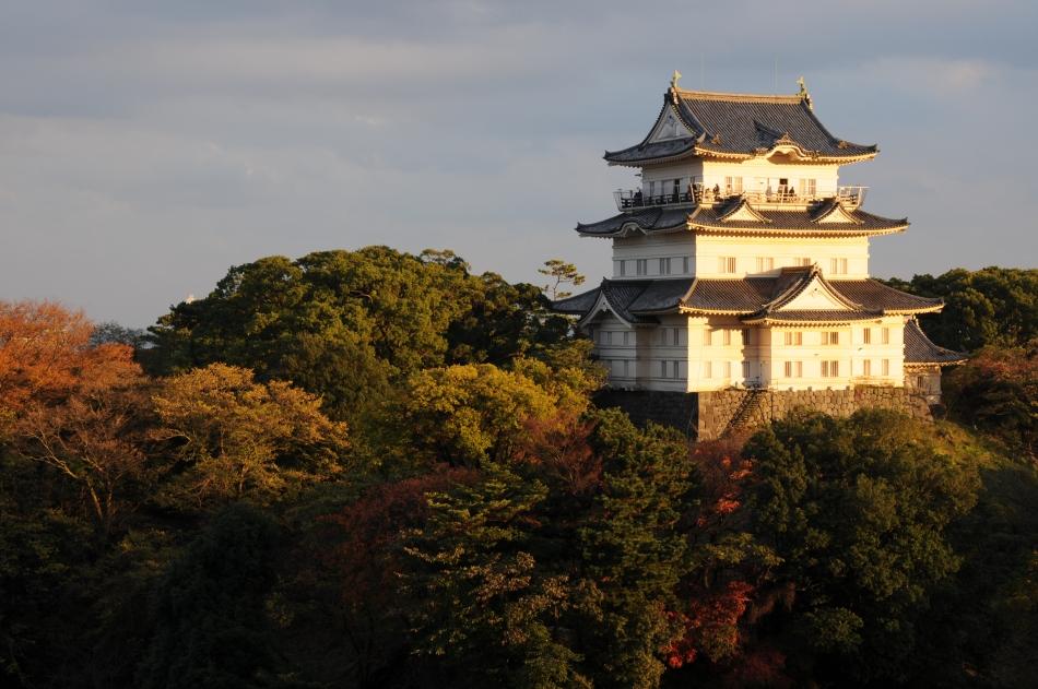 難攻不落の小田原城