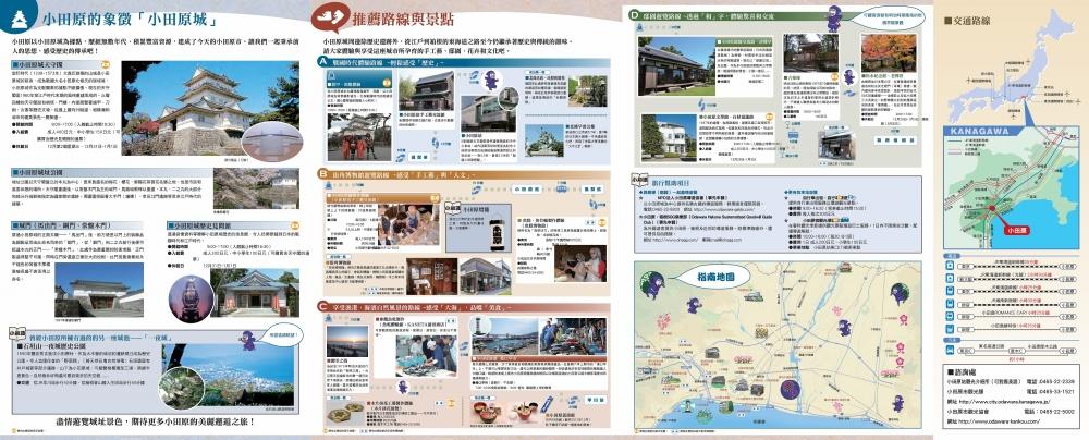 小田原旅遊指南