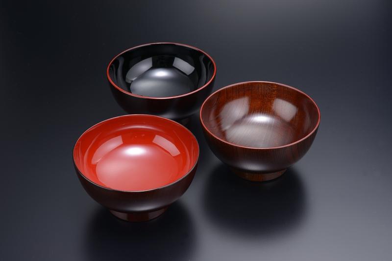 汁椀(4寸漆)