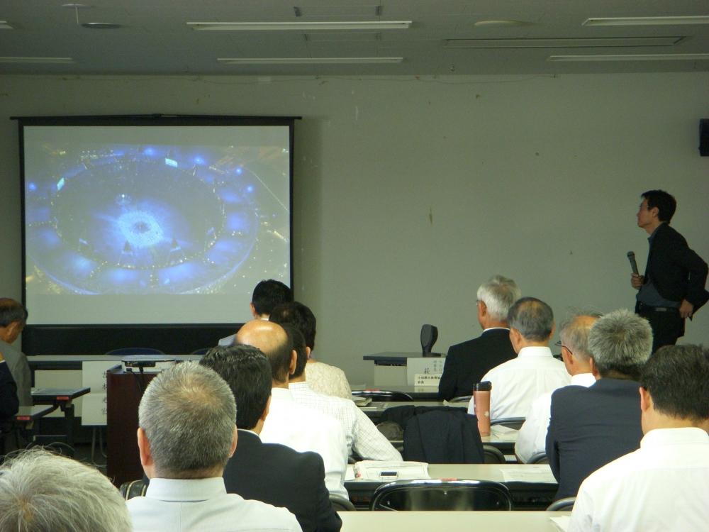(株)ニッセイ基礎研究所の吉本光宏氏による基調講演「2020年東京五輪~文化プログラムによる地域活力の創出を」