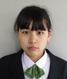 国府津中学校 金子 雅季さんの画像