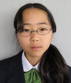 国府津中学校 小川 日菜子さんの画像