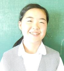 千代中学校 望月 七海さんの画像
