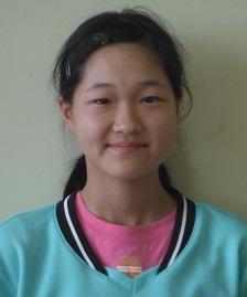 橘中学校 杉本 麻菜美さんの画像