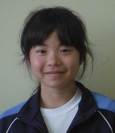 橘中学校 渥美 希歩さんの画像