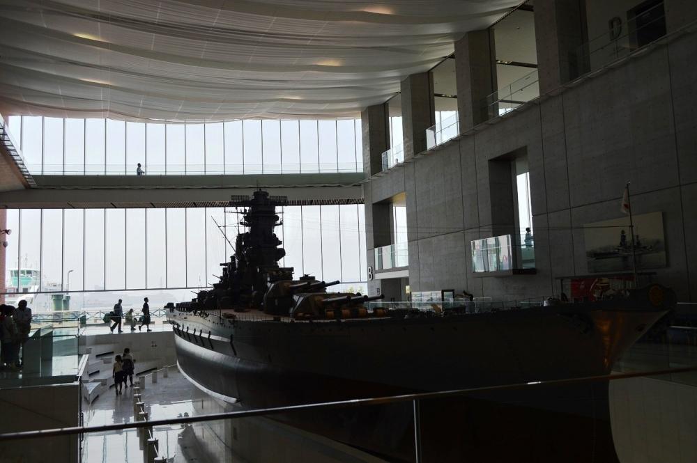 大和ミュージアム「10分の1戦艦大和」