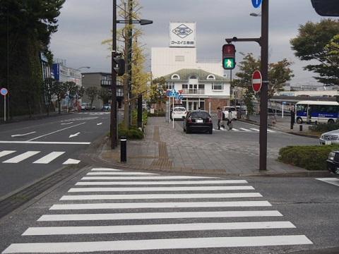小田原駅西口広場ロータリー