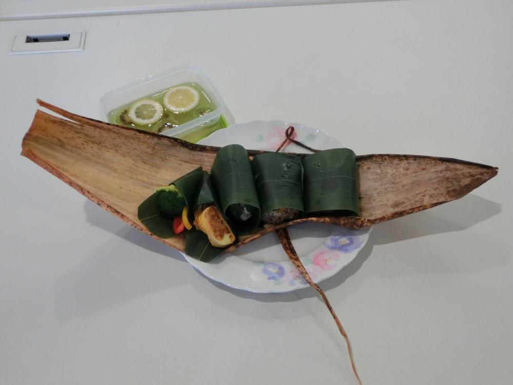 三浦さんのお弁当