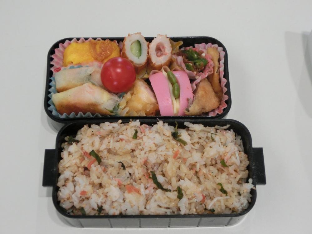 岩渕さんのお弁当