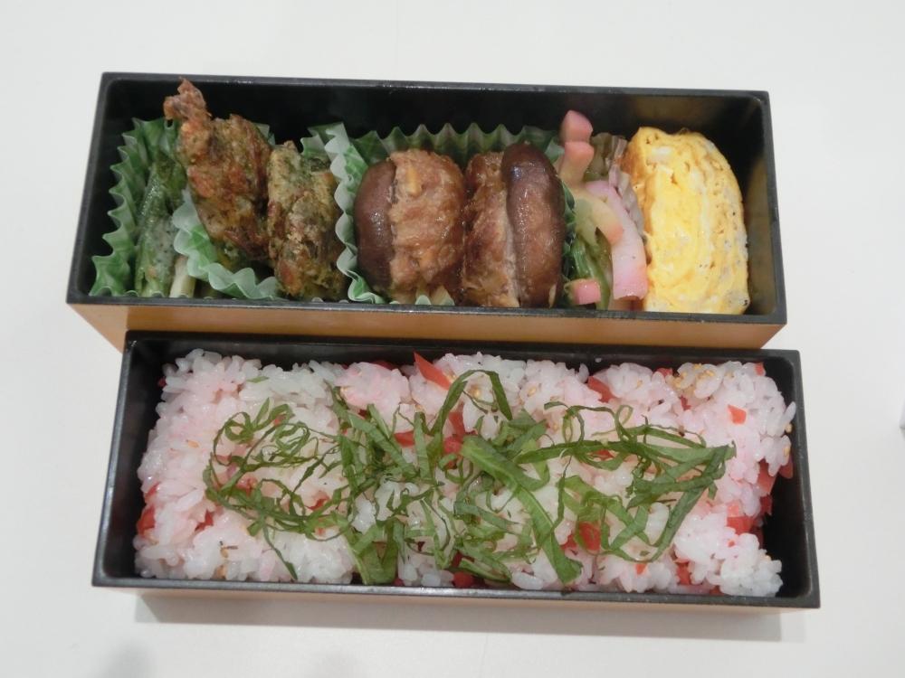 笠髙さんのお弁当