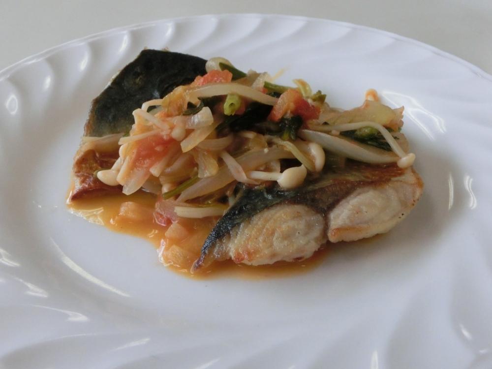 旬の魚のイタリアンソテー