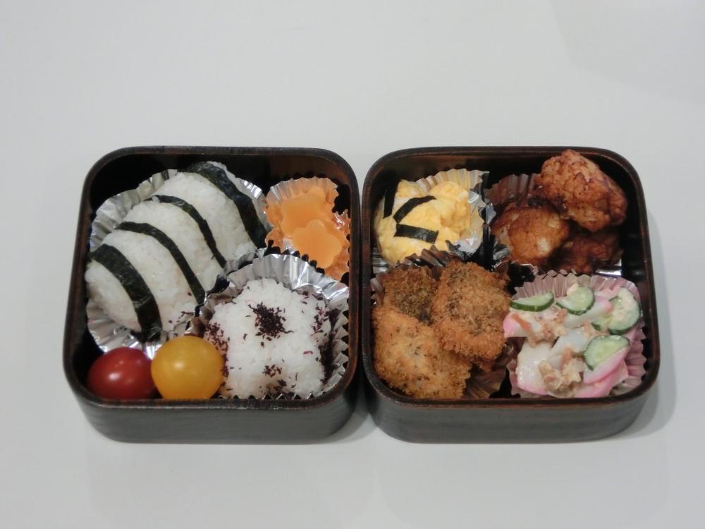 村﨑さんのお弁当