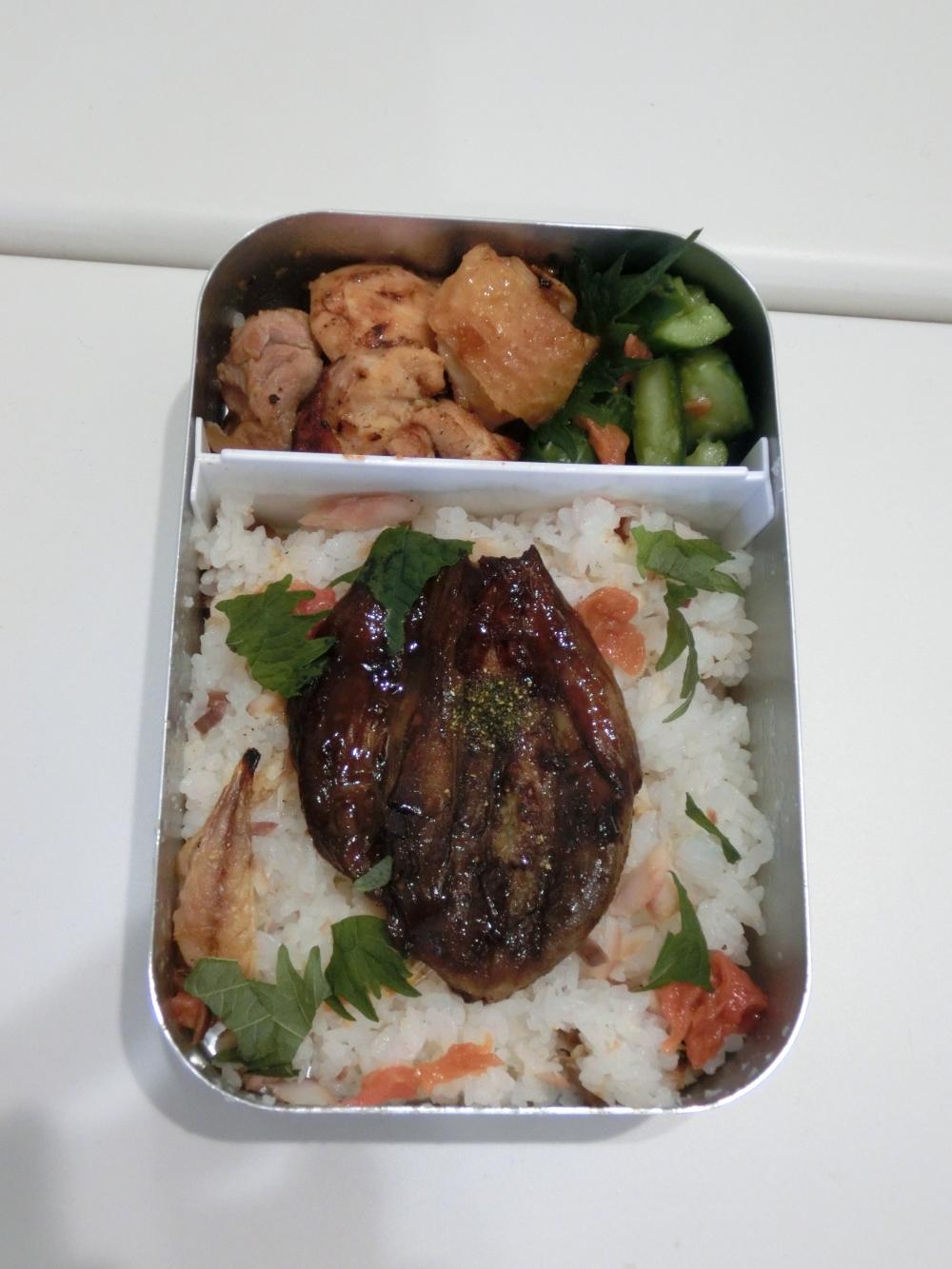 杉﨑さんのお弁当