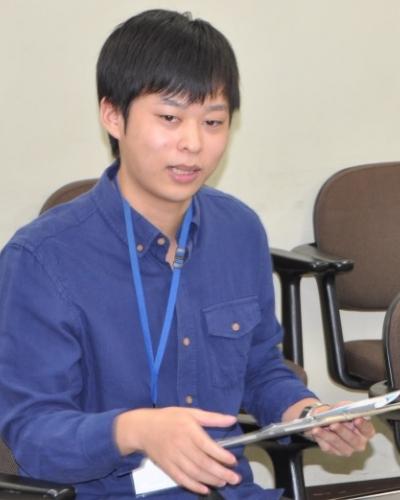 大学生 石井さん