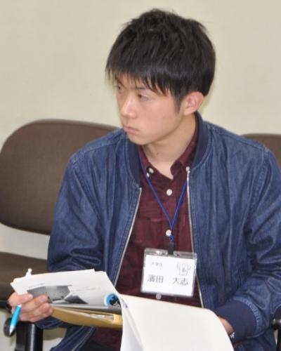 大学生 濱田さん