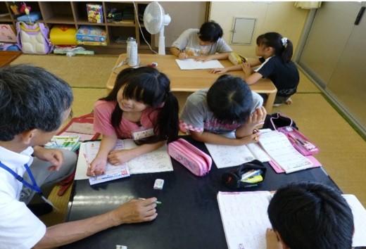 片浦小学校 放課後子ども教室について