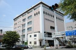 会場の市民会館