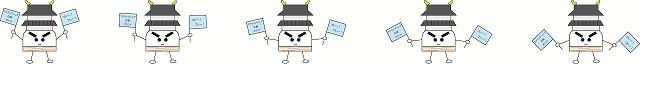 ★マスコットキャラクター★はっするきゃっする