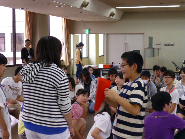 ときめき国際学校2015事前研修