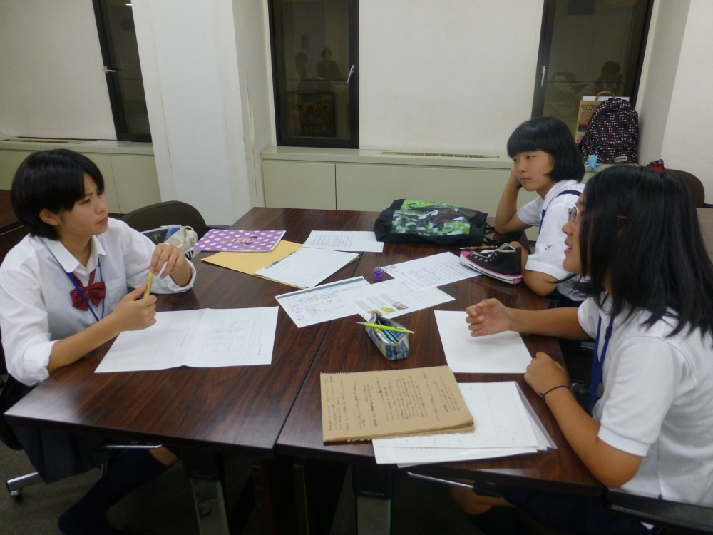 ときめき国際学校2015事後研修