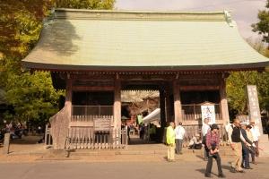 飯泉山勝福寺(飯泉観音)