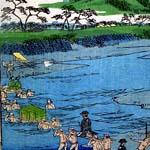 大錦横絵の左側(部分)