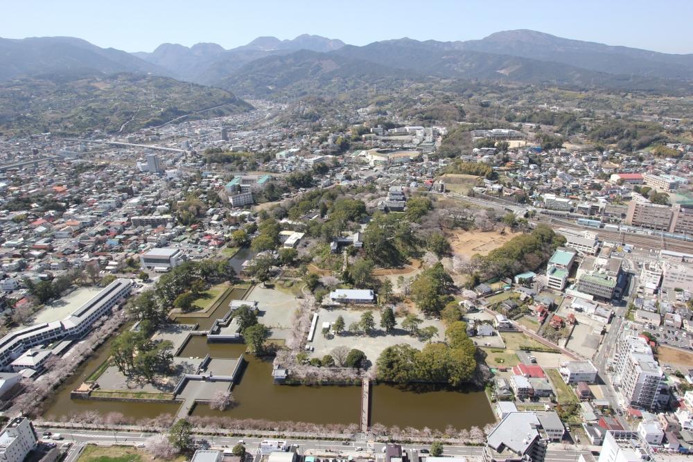 小田原城址公園画像