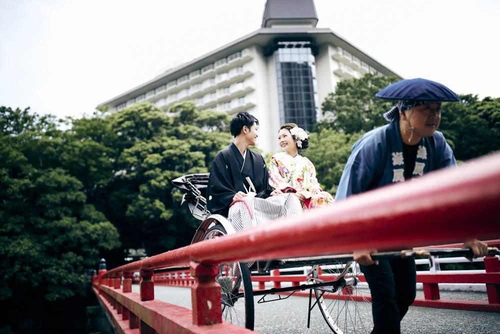 湯本富士屋ホテルブライダルイメージ写真
