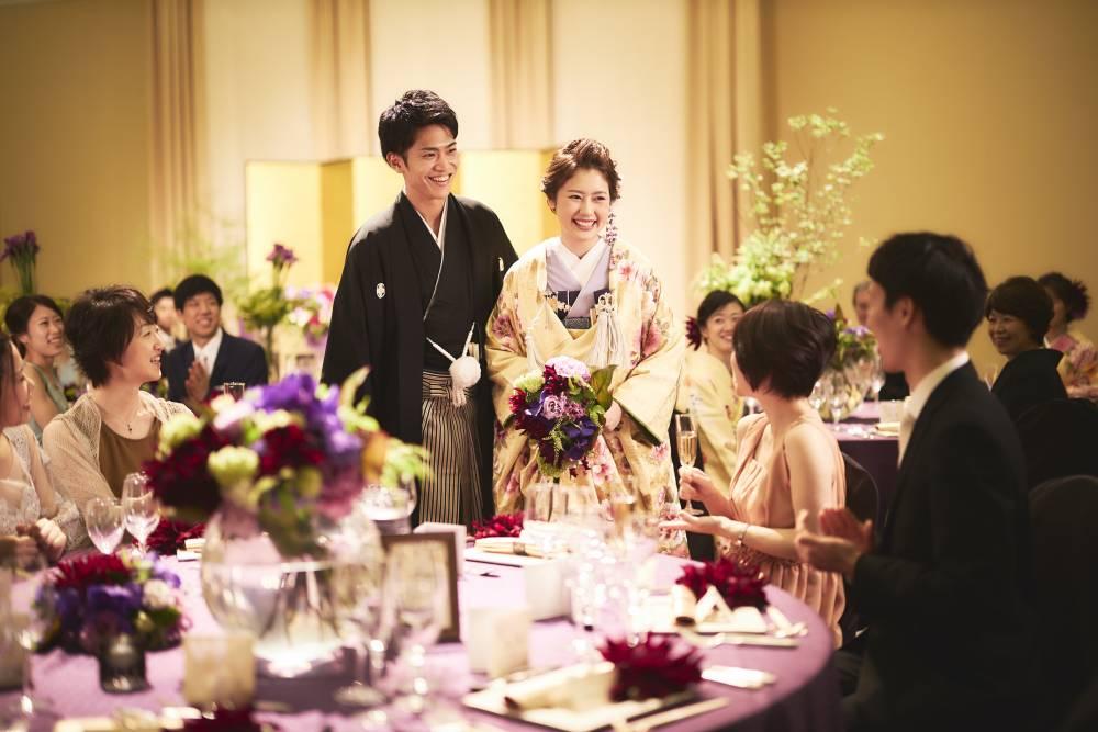 湯本富士屋ホテル披露宴会場写真