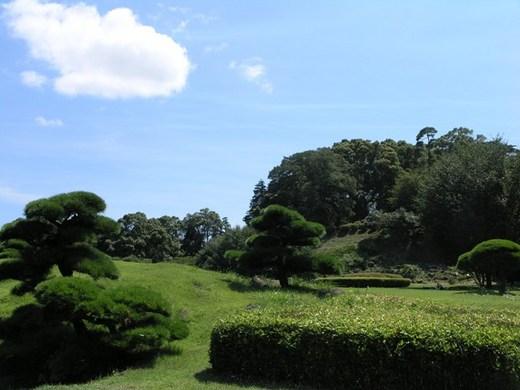 石垣山一夜城の画像