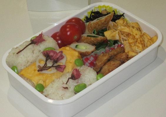 島崎さんのお弁当