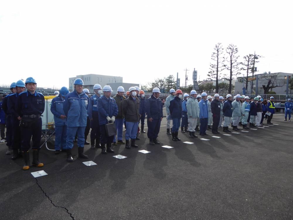 関東地方支部南関東ブロックから17事業体47名が参加