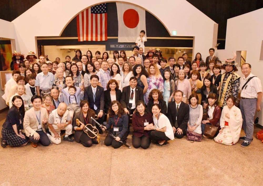 姉妹都市提携35周年記念公式パーティー