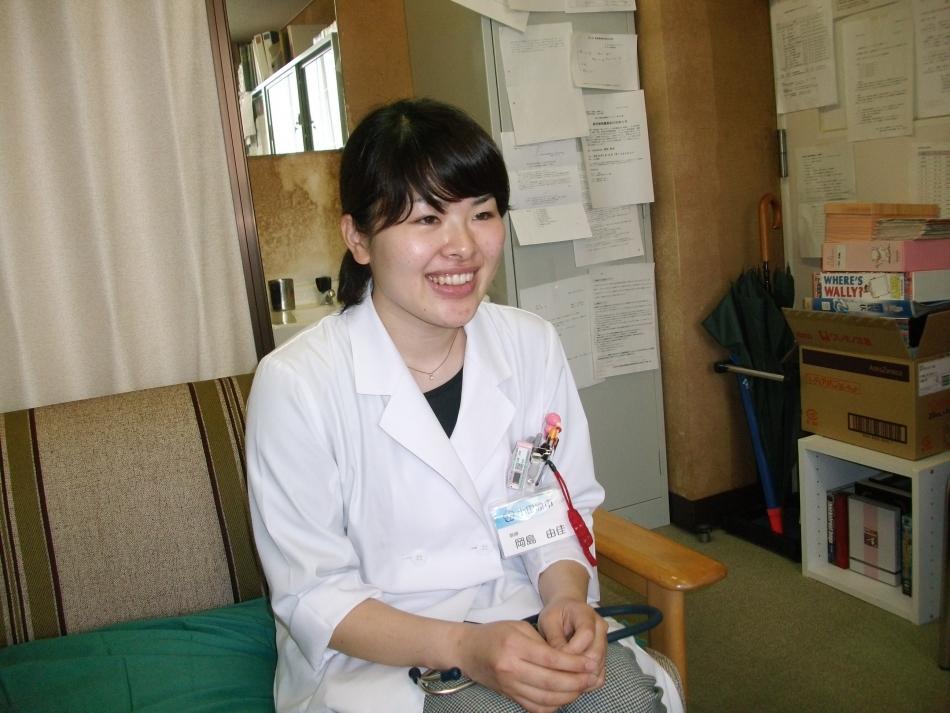 岡島 Dr