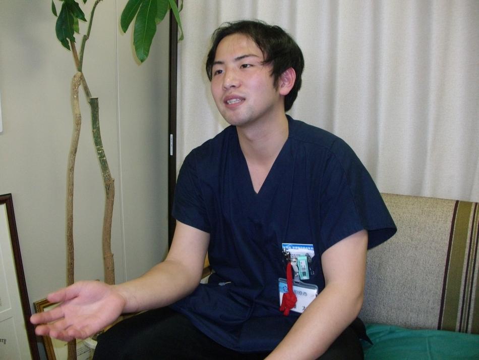 安藤 Dr