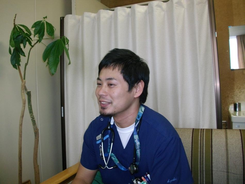 横井 Dr