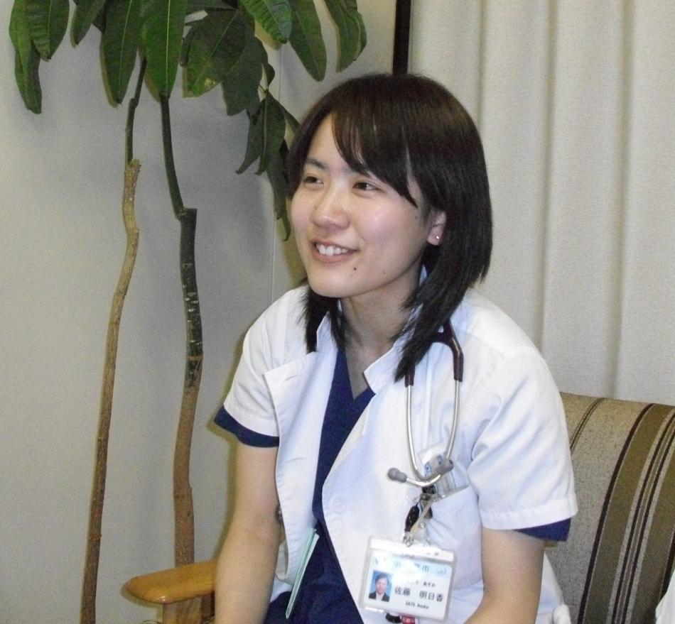 佐藤 dr