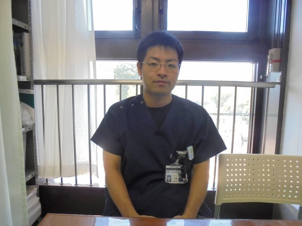 中島研修医