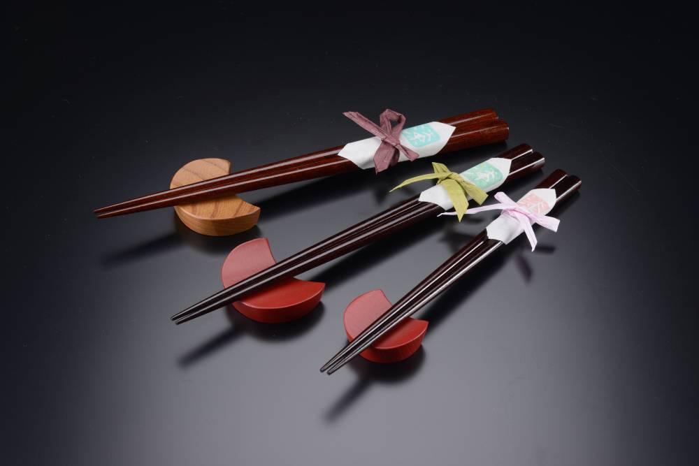 小田原漆器の箸