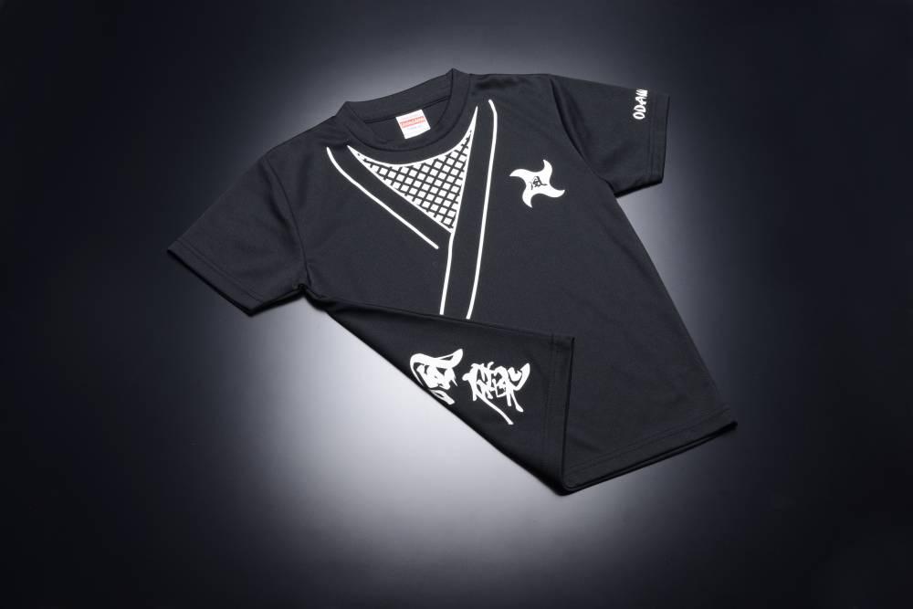 忍者Tシャツ