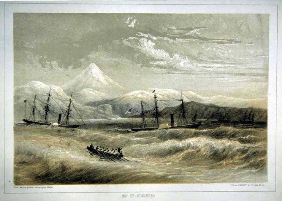 小田原湾(BAY OF WODOWARA)