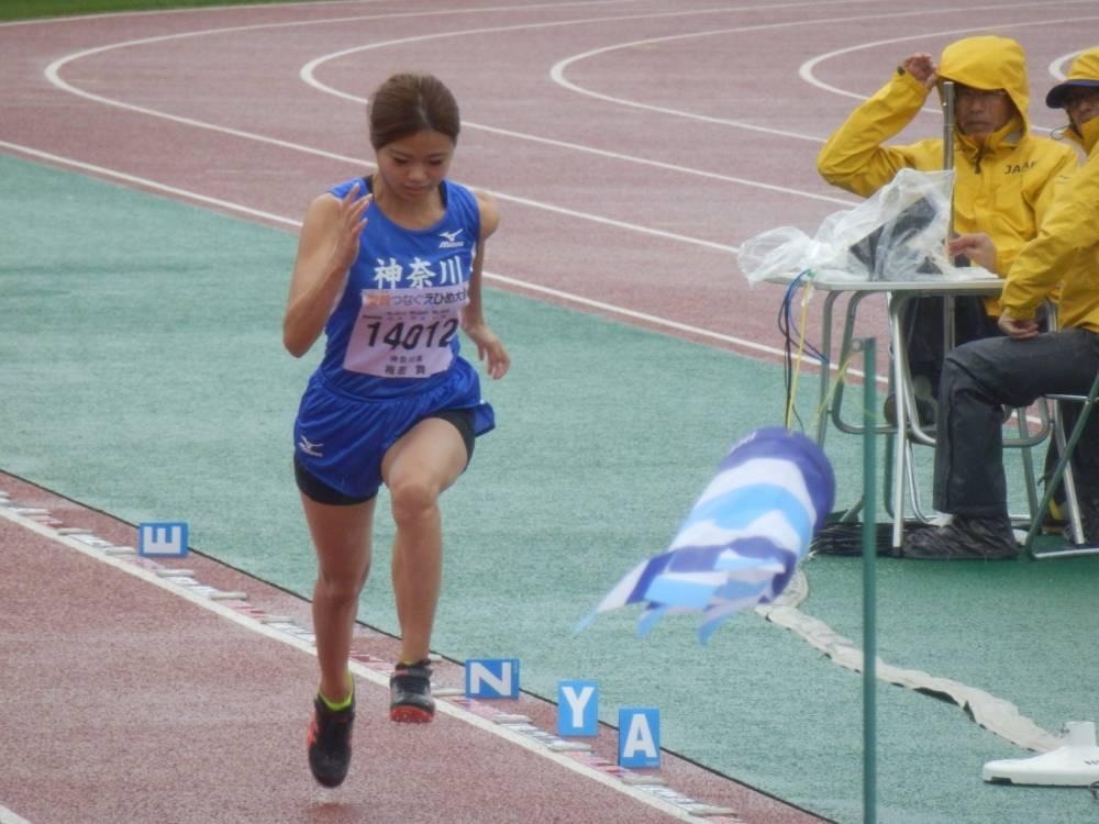 全国障害者スポーツ大会 100m(2017年10月)