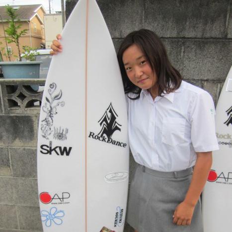 鈴木選手の写真