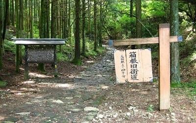 箱根旧街道(石畳)