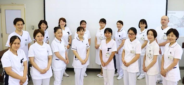認定看護師集合写真1