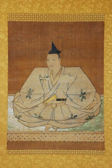 絹本著色 北条時長像 (寳泉寺所蔵)